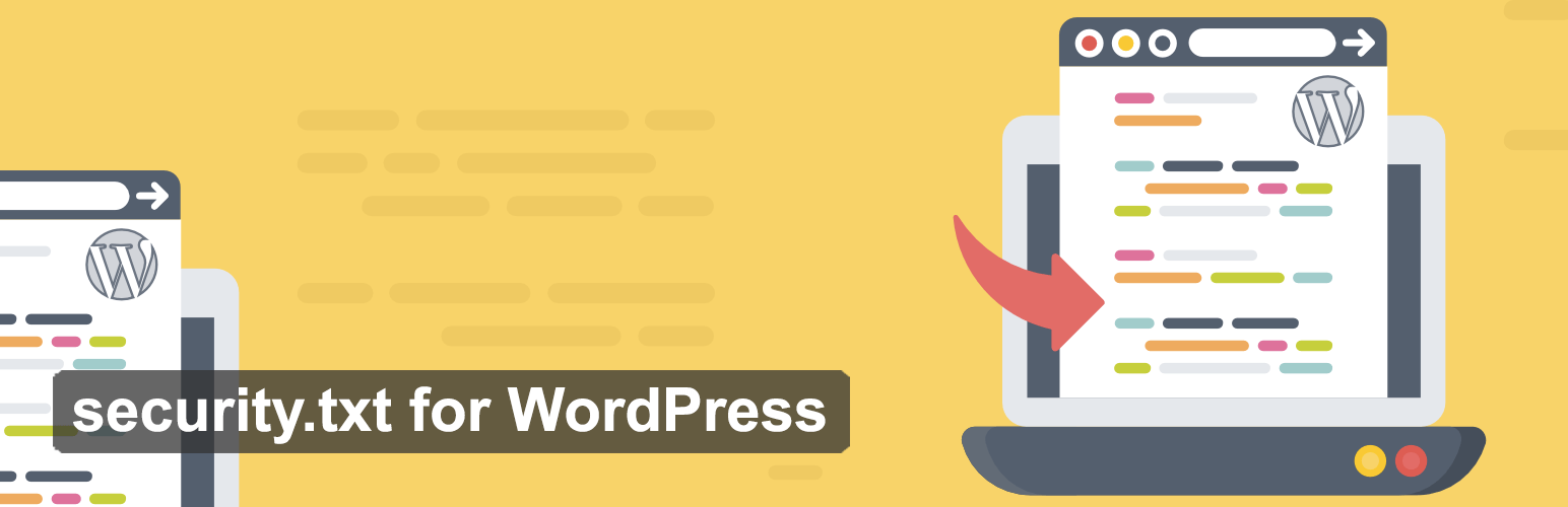 wordpress-security-txt banner for the WordPress Plugin Directory