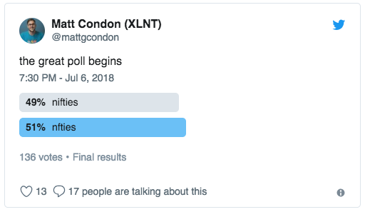 the great poll begins