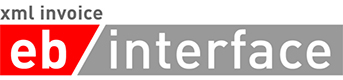 ebInterface Logo
