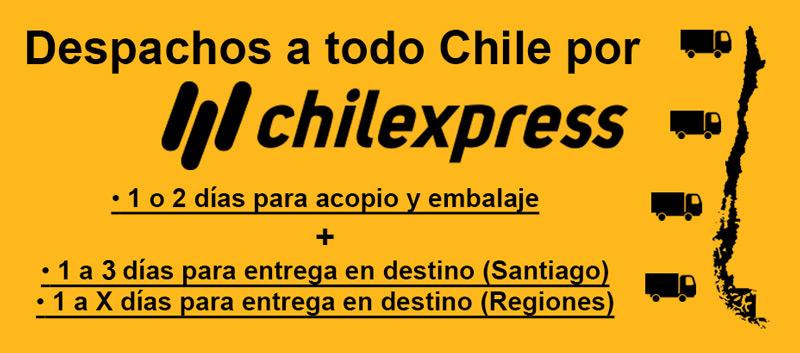 Banner Carro - Envíos Chilexpress