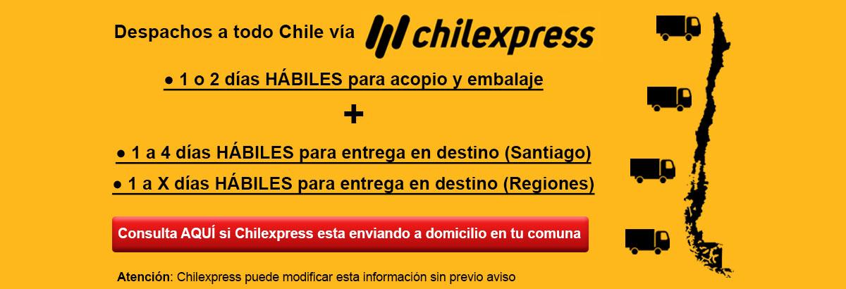 Contingencia Sucursales Chilexpress