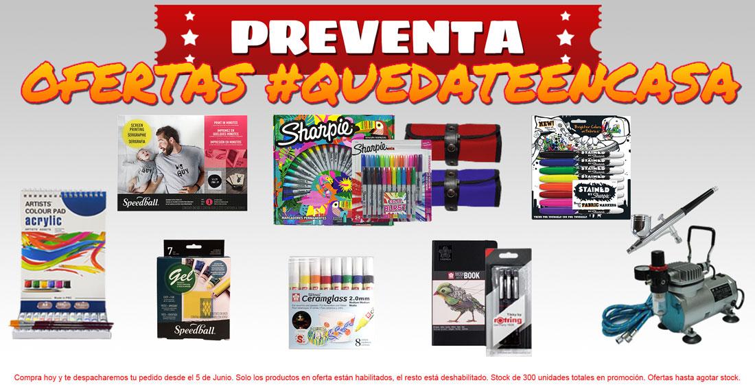 Banner Inicio - Preventa #QuédateEnCasa