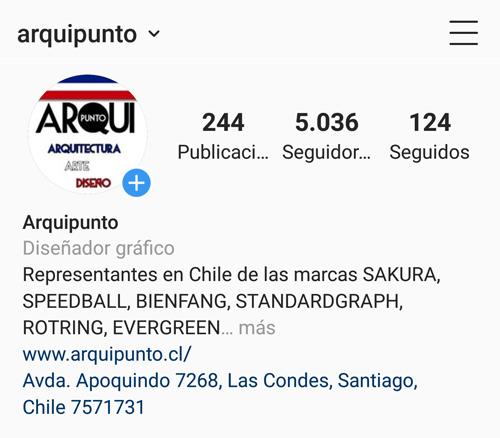 Arquipunto Instagram 001