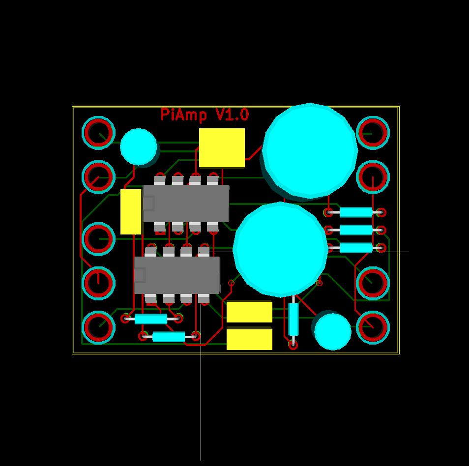 GitHub - avierich/lm386-audio-amplifier