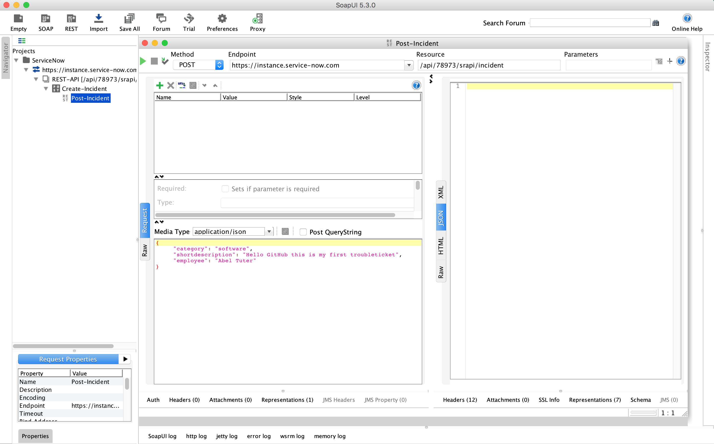 Sn api examplesapi at master avwsolutionssn api examples screenshot baditri Images