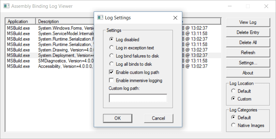 Microsoft Fusion Viewer