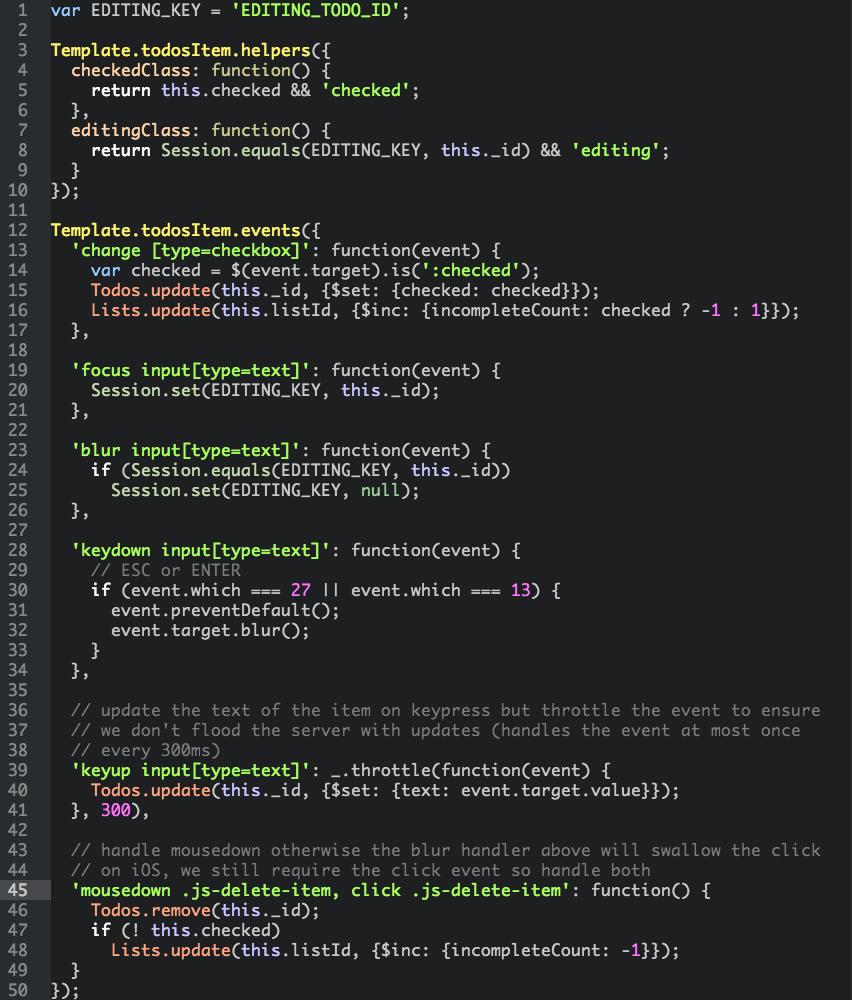 GitHub - awatson1978/meteor-api: Meteor API with tab