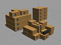 Model: Box Clusters