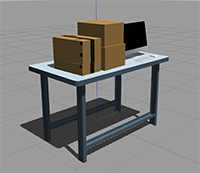 Model: Desk