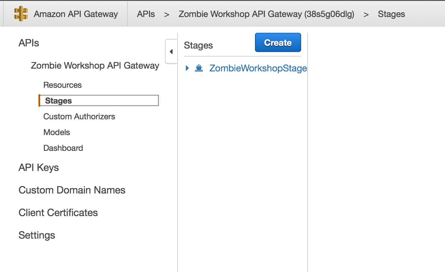 aws-lambda-zombie-workshop by aws-samples