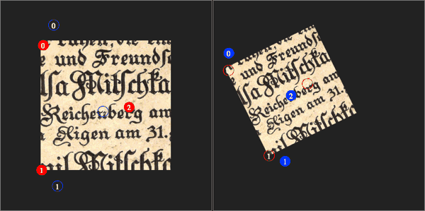 Nudged editor screenshot