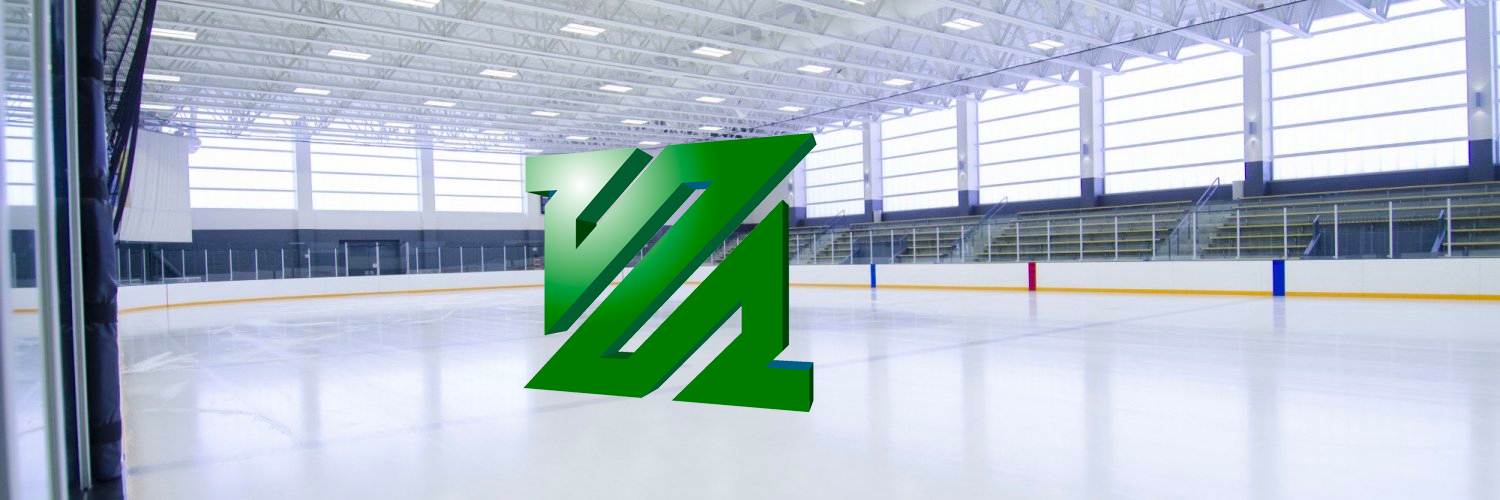 ffmpeg logo in an ice rink