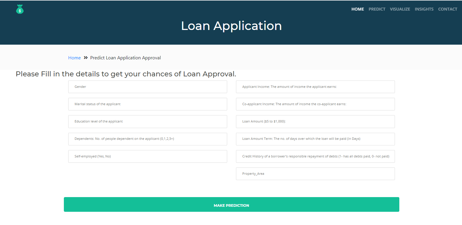 Loan App Predict