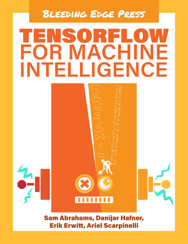 TensorFlow for Machine Intelligence book cover