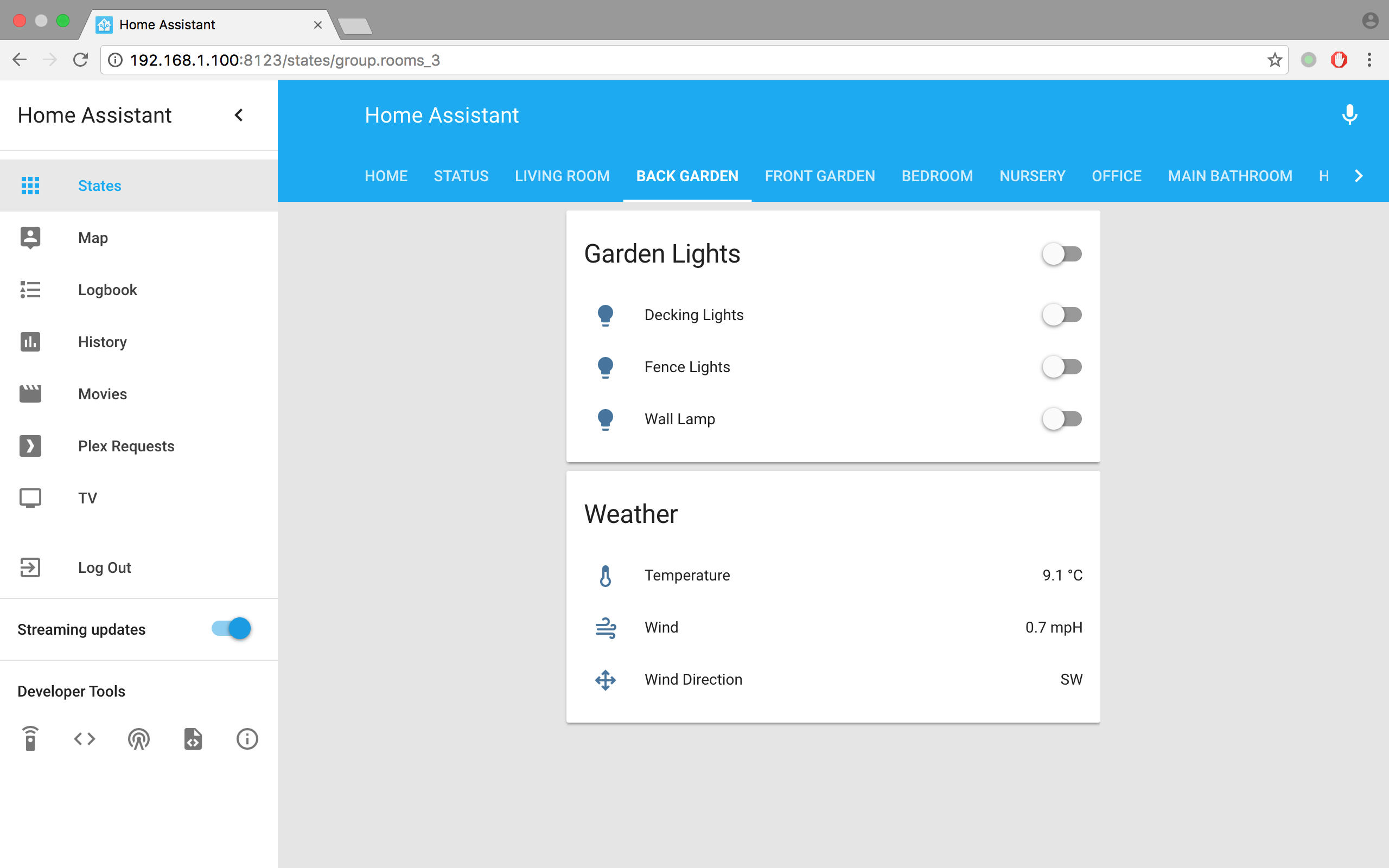 GitHub - badgerhome/home-assistant-configuration
