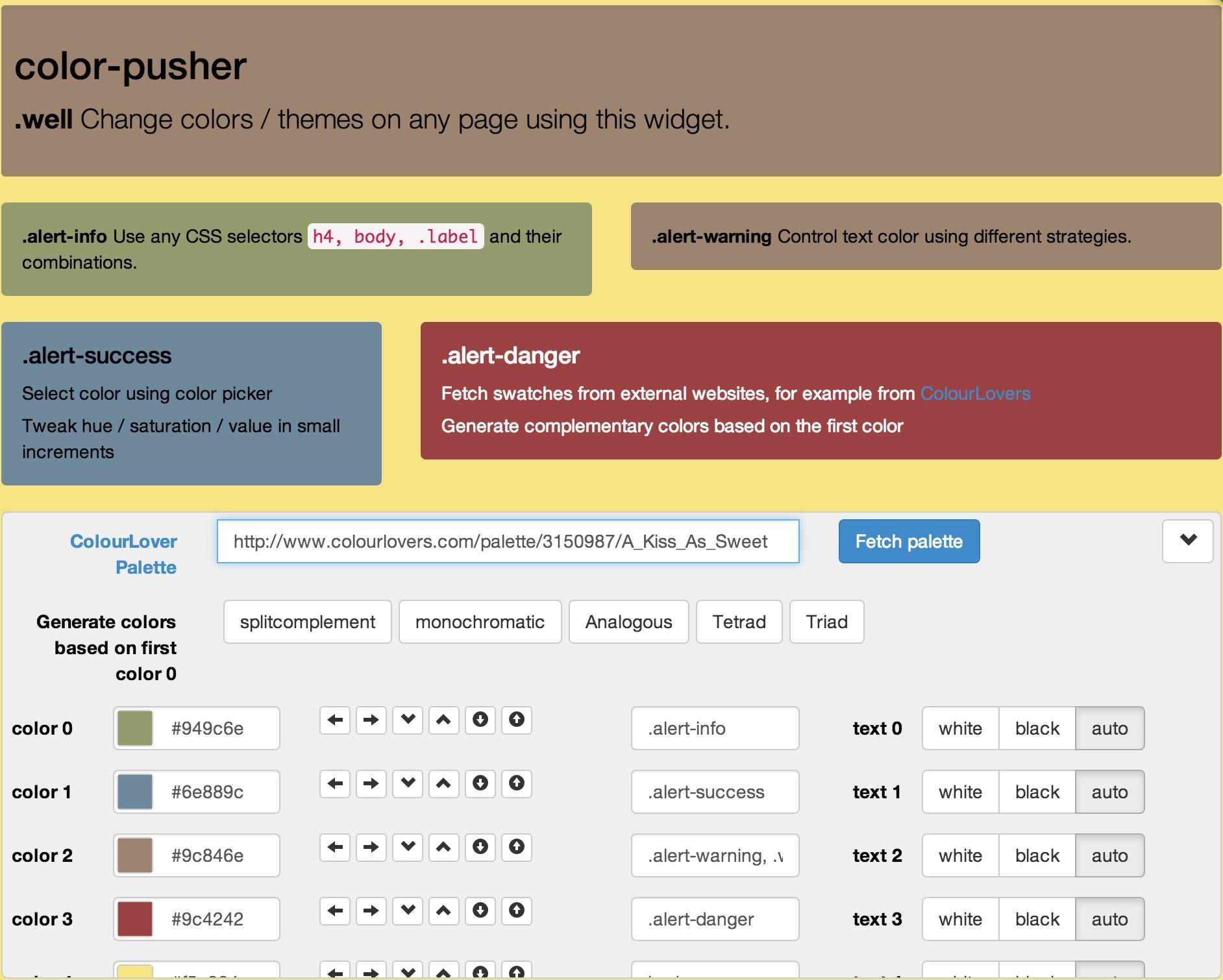 color-pusher - npm