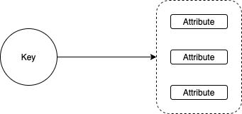 Data Format DynamoDB