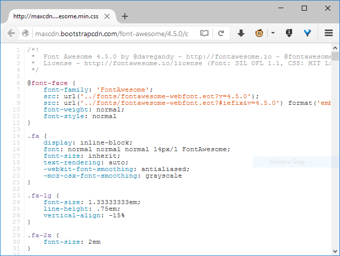 Javascript-css beautify