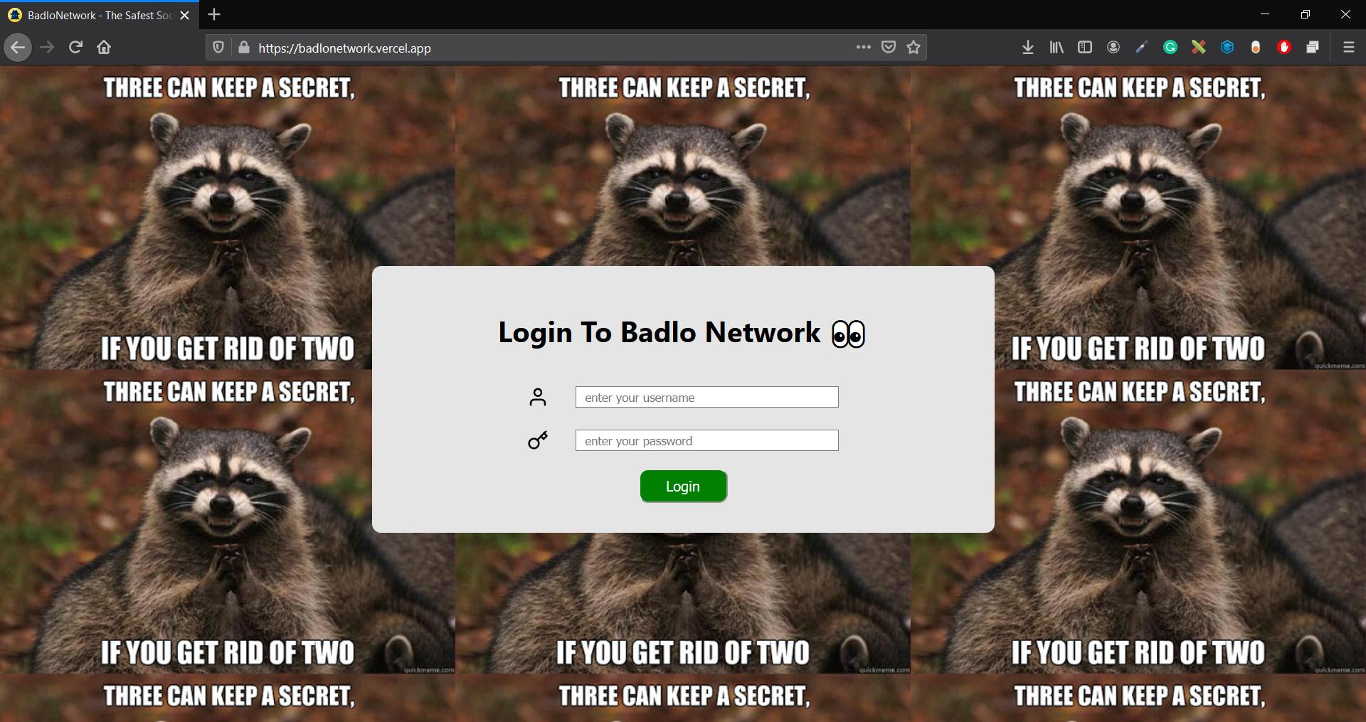 badlo network website