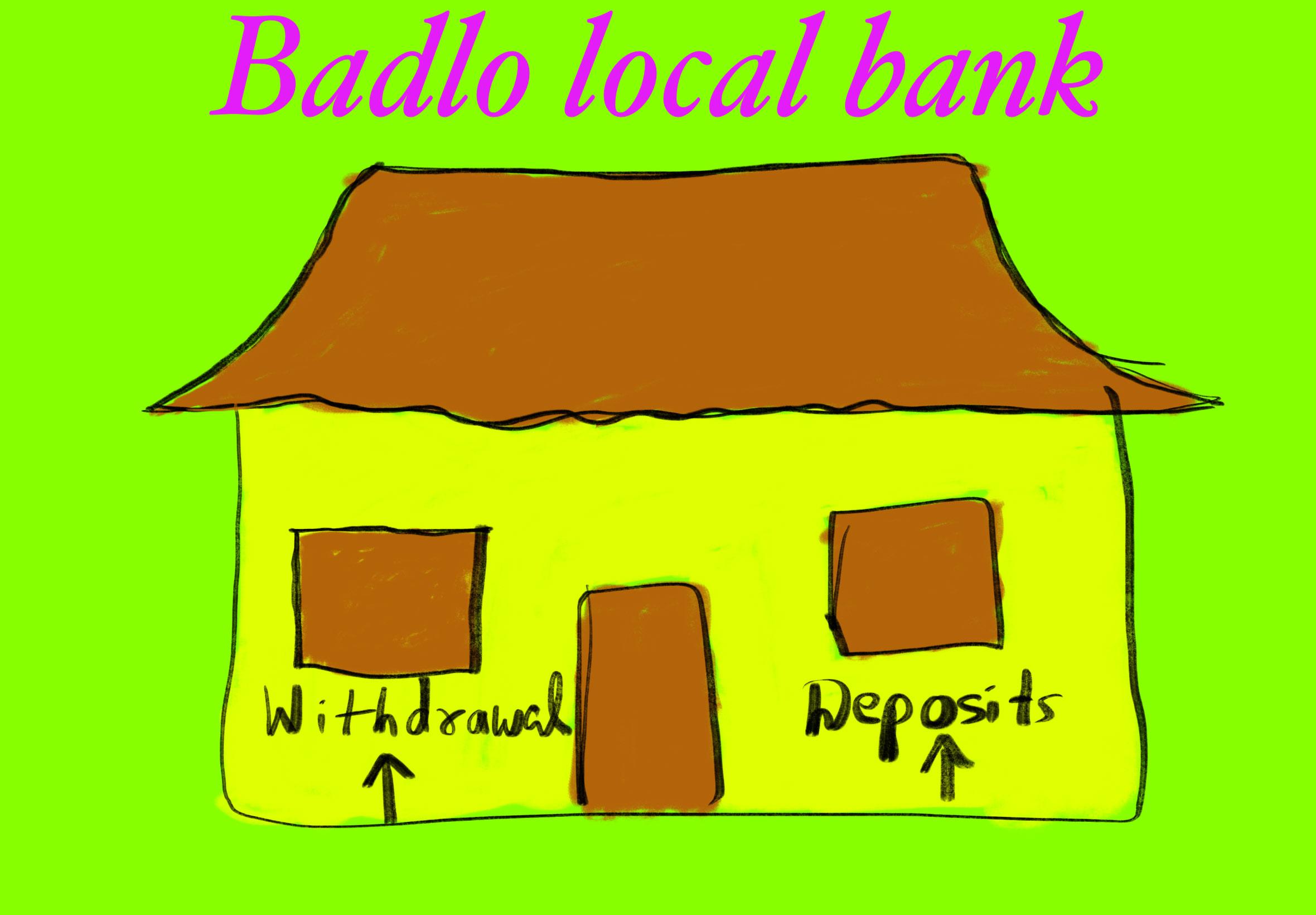 Badlo Local Bank Image