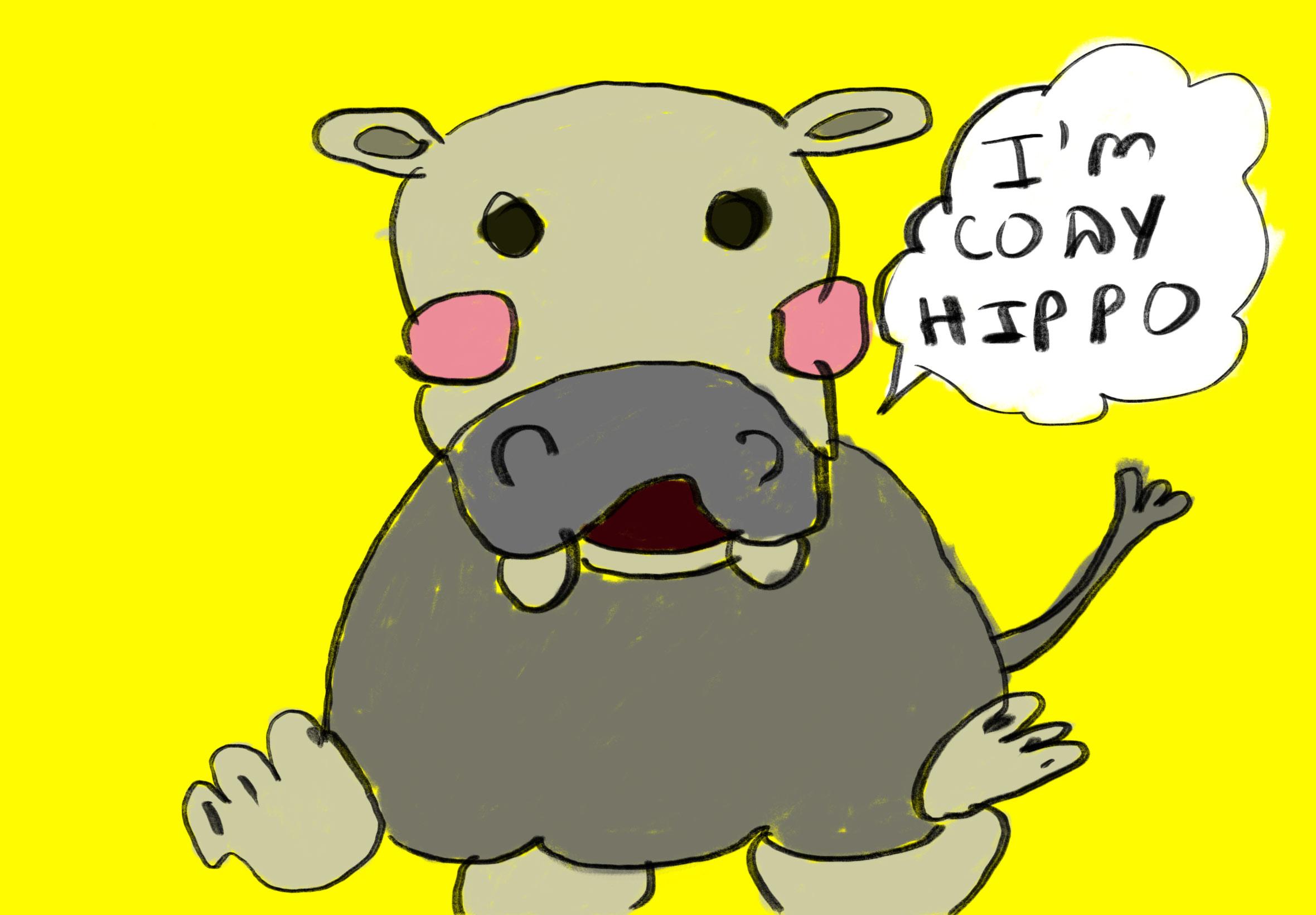 Cody Hippo Image