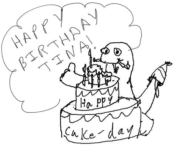 happy birthday from orepheus