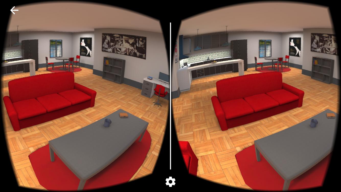 VR Apartment - UnityList