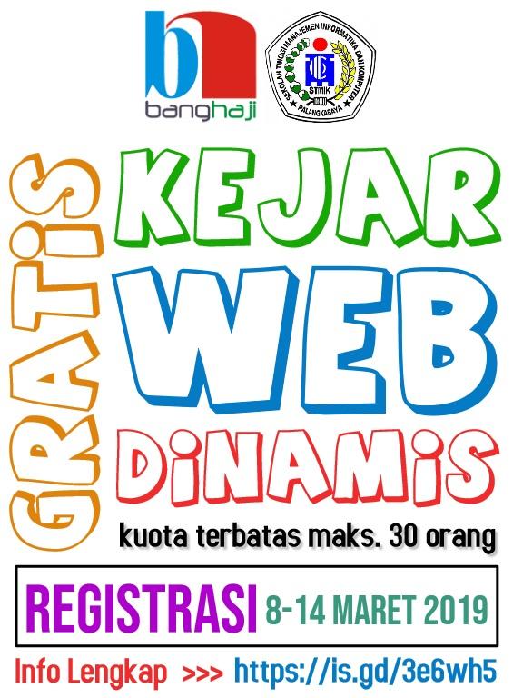 KeJar Web Dinamis 20182