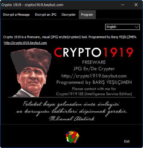Crypto 1919