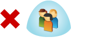 Don't paste Windows XP icons inside of our snowglobes, please.