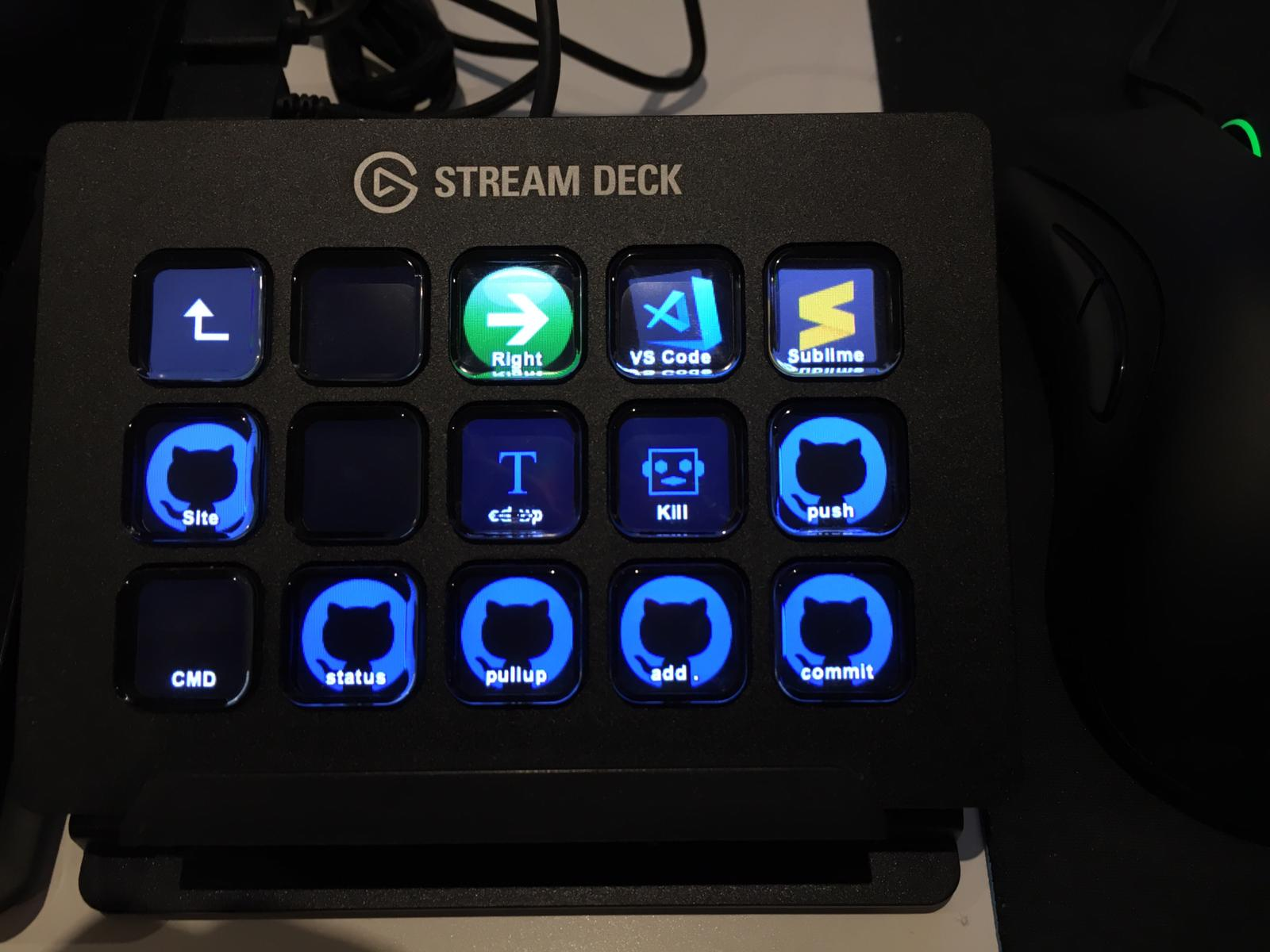 My Streamdeck