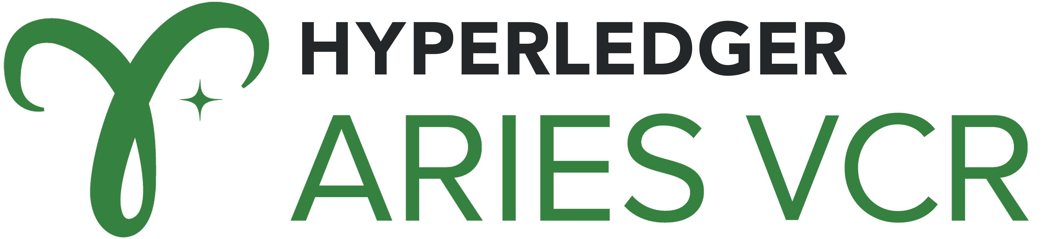 Hyperledger Aries VCR