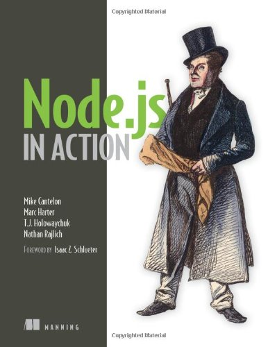 node.js in action image cover
