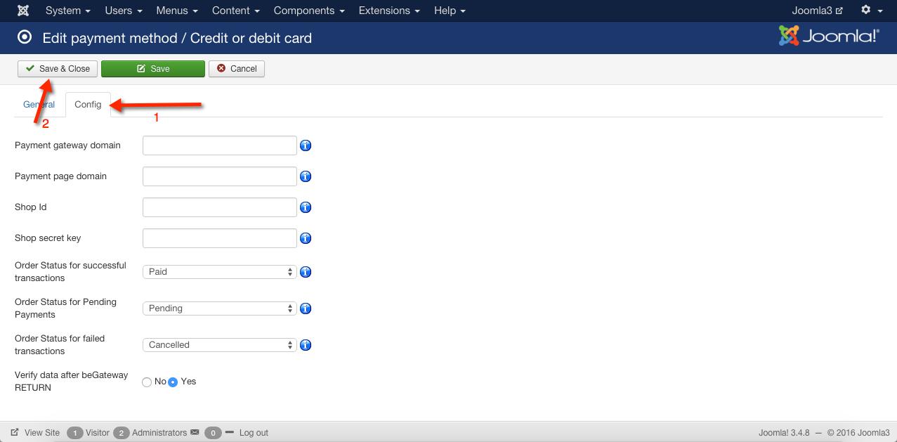 edit payment method