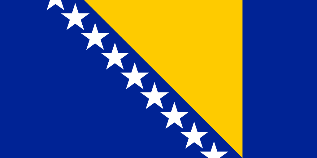 Bosnia and Herzegovina (Босна и Херцеговина)