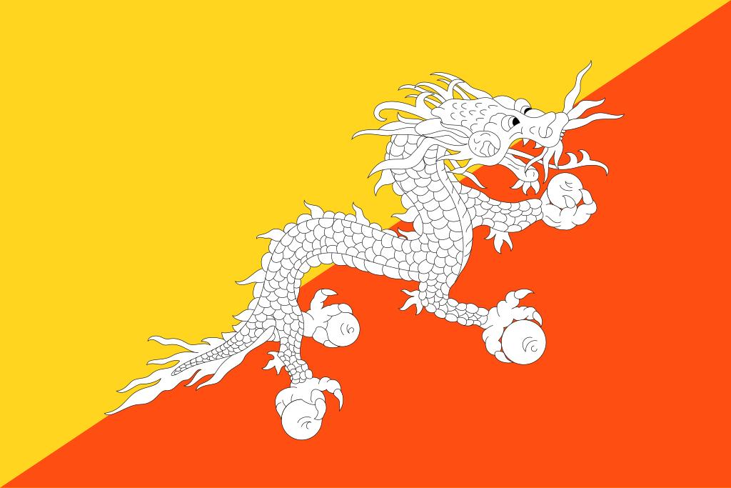 Bhutan (འབྲུག)