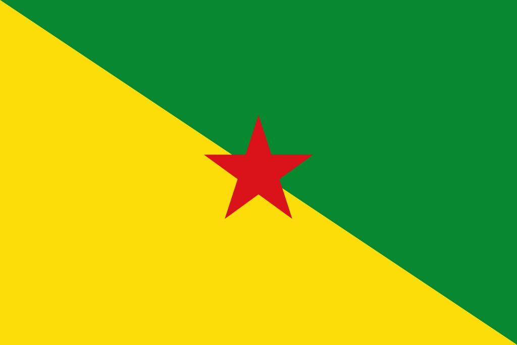 French Guiana (Guyane française)