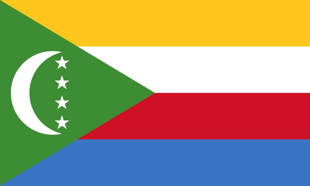 Comoros (جزر القمر)
