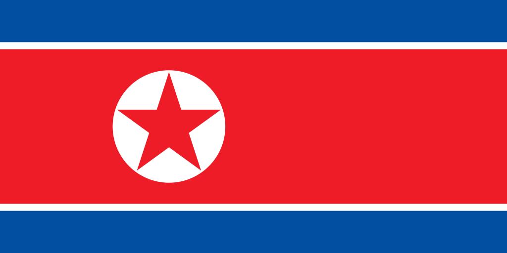 North Korea (조선 민주주의 인민 공화국)