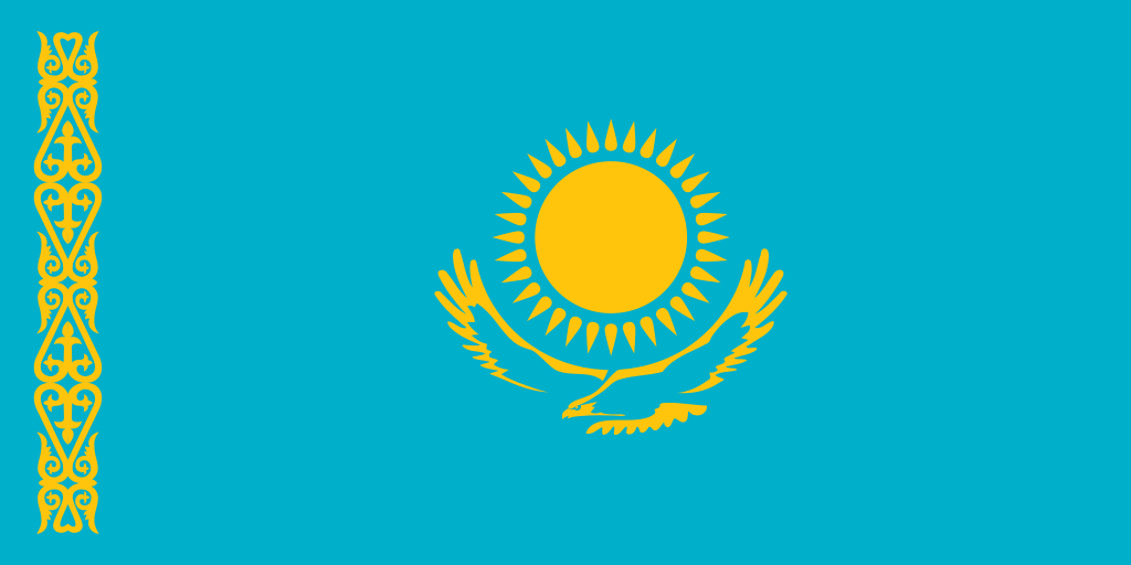 Kazakhstan (Казахстан)