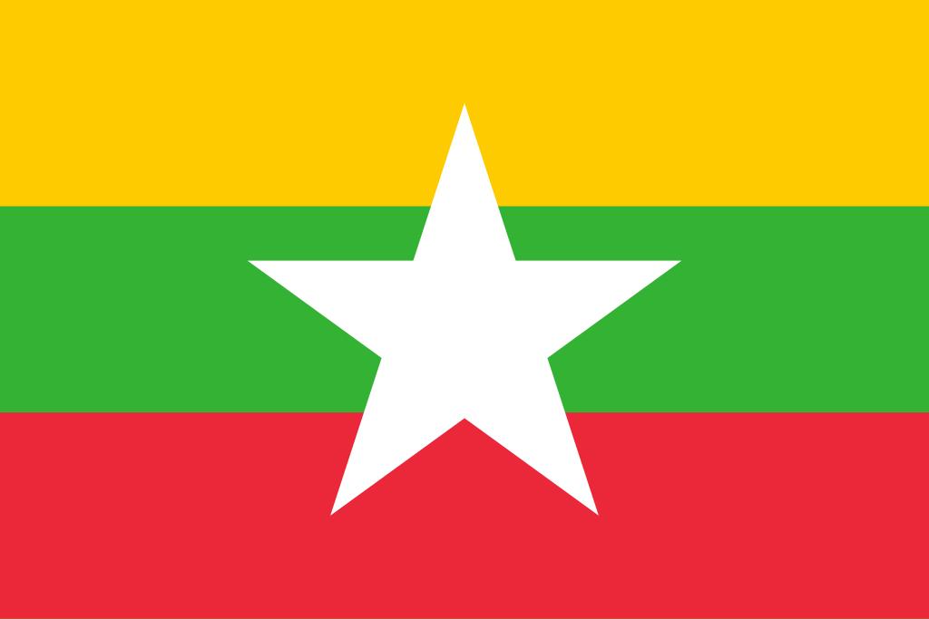 Myanmar (Burma) (မြန်မာ)