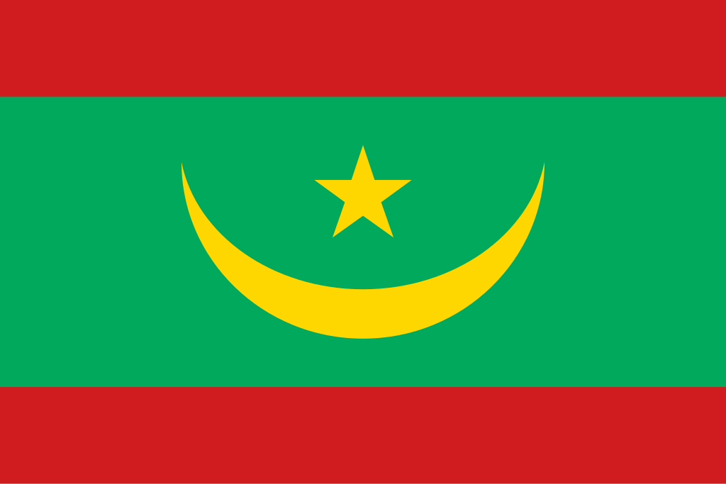 Mauritania (موريتانيا)