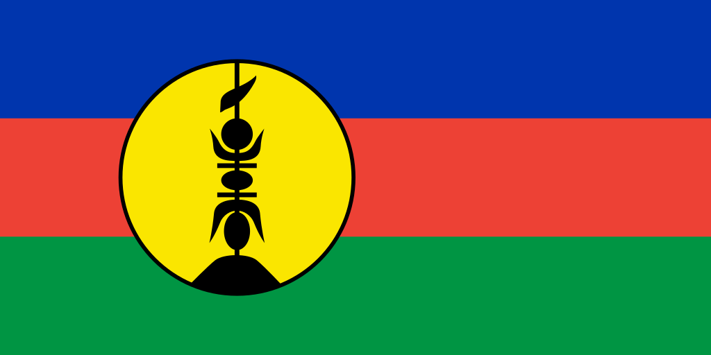 New Caledonia (Nouvelle-Calédonie)