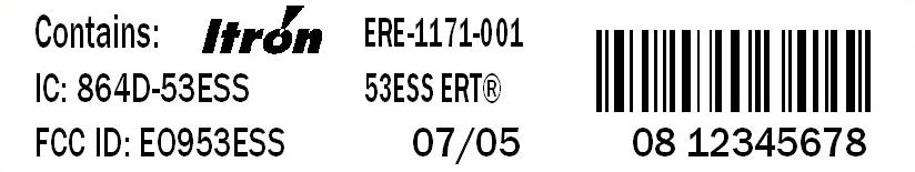 Example FCC Label (3)