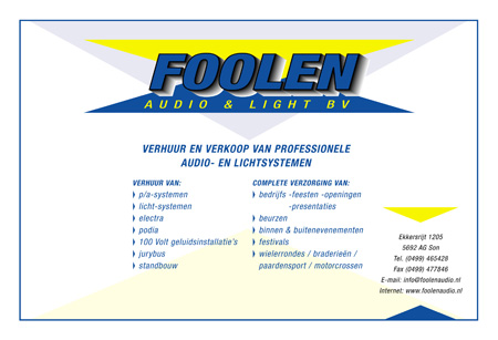foolen supersponsor