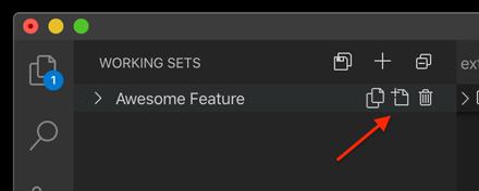 Add Active Editor