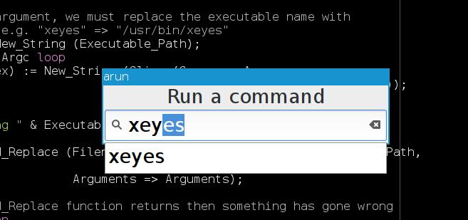 A simple screenshot