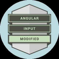 Angular Input Modified