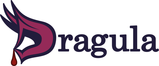 The logo for dragula -- it's awesome!