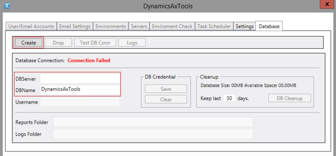 DynamicsAxTools